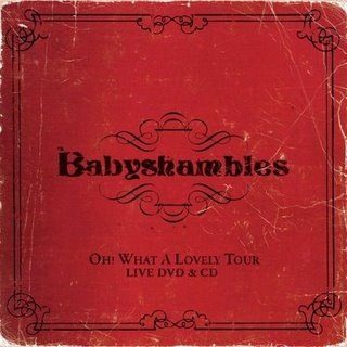 Babyshambles - Oh what a lovely tour