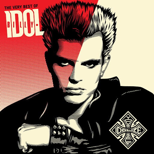 Billy Idol, Idolize Yourself, The Very Best Of Billy Idol, Cover