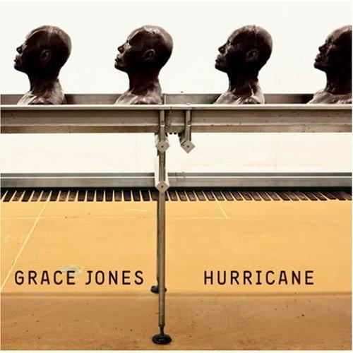 Grace Jones Hurrican Artwork