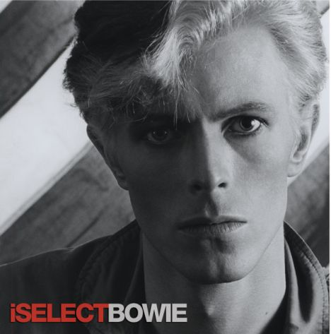 David Bowie iSelect Cover