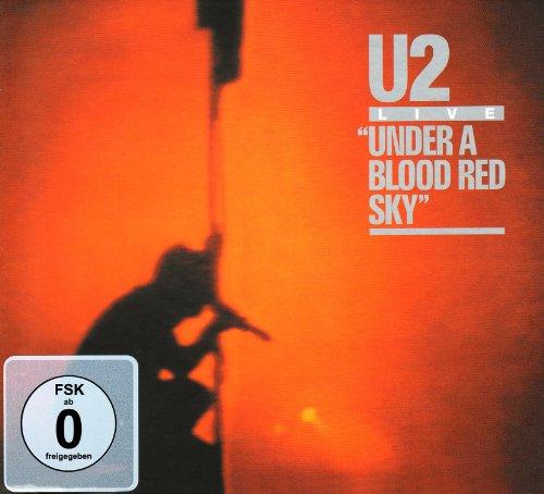 U2 Under A Red Blood Sky Cover