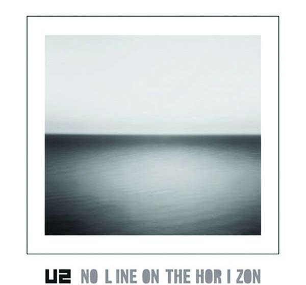 U2 No Line On The Horizon Artwork