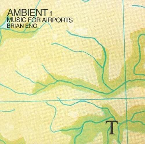 Brian Eno Ambient 1 Cover