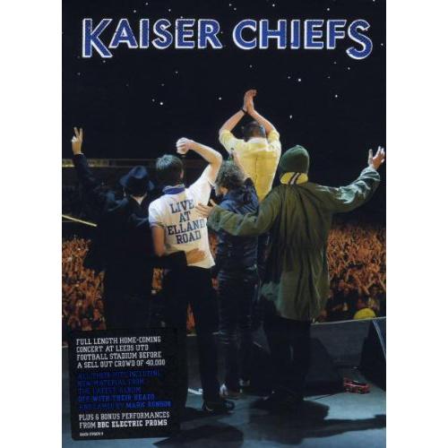 Kaiser Chiefs Live At Elland Road Cover