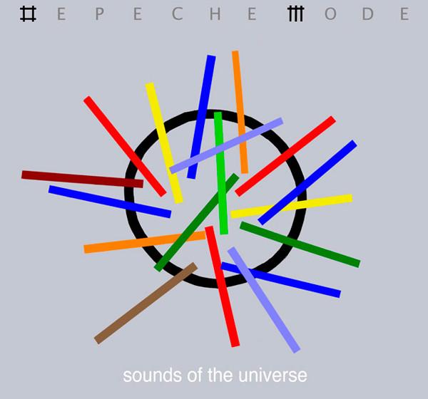 Depeche Mode Sound Of The Universe Cover