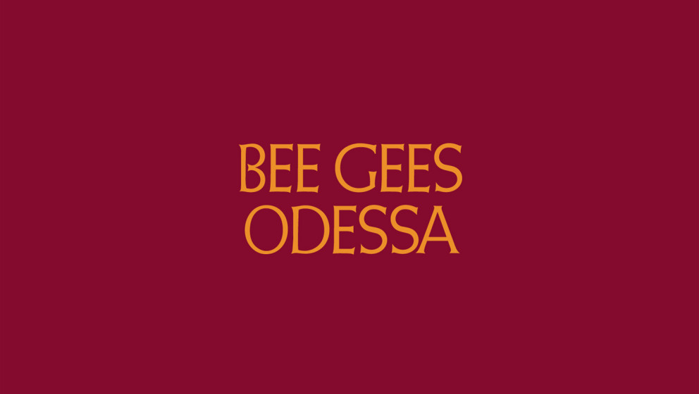 Bee Gees, Odessa, Cover