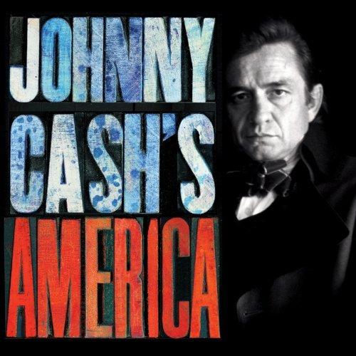 Johnny Cashs America Cover