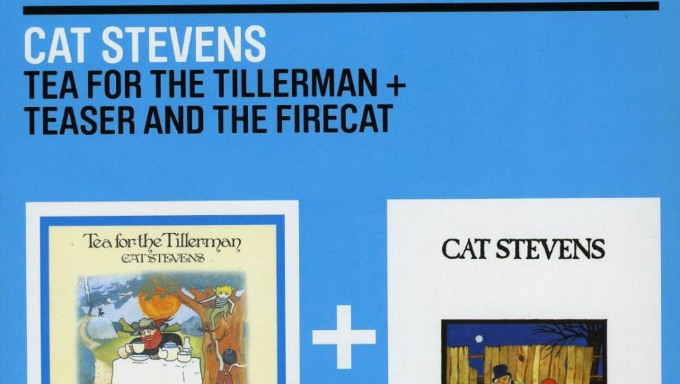 Cat Stevens, Tea For The Tillerman, Teaser And The Firecat, Cover