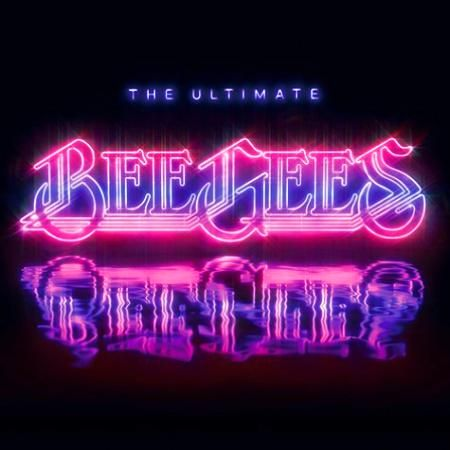 Bee Gees, The Ultimate, Cover