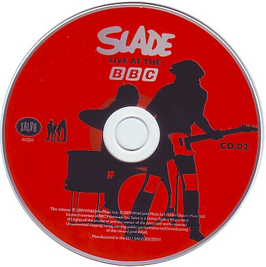 Slade - Live At The BBC