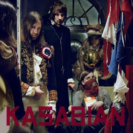Kasabian - West Ryder Pauper Lunatic Asylum