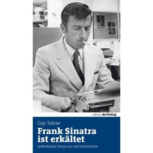Gay Talese, Frank Sinatra, Frank Sinatra ist erkältet, Cover
