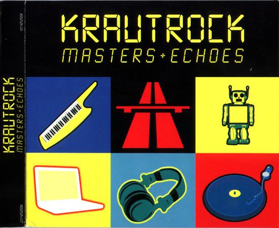 Krautrock Masters & Echoes