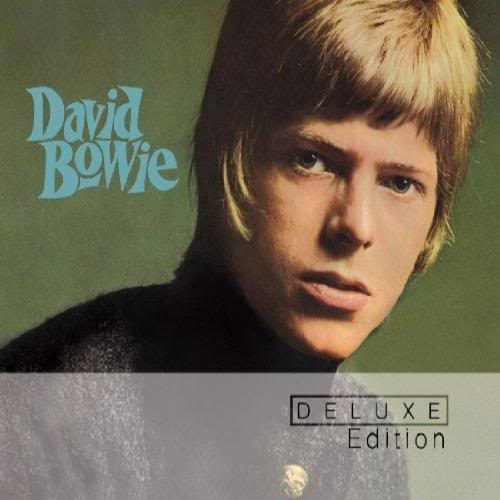 David Bowie Deluxe Edition Cover