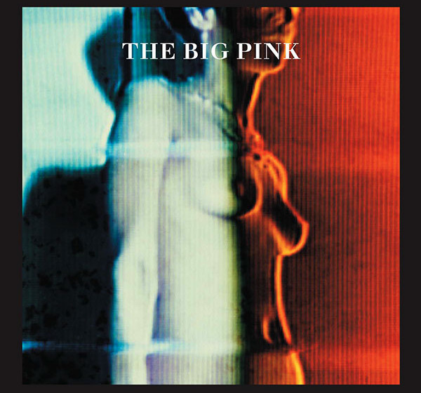 The Big Pink - Dominos Albumcovert