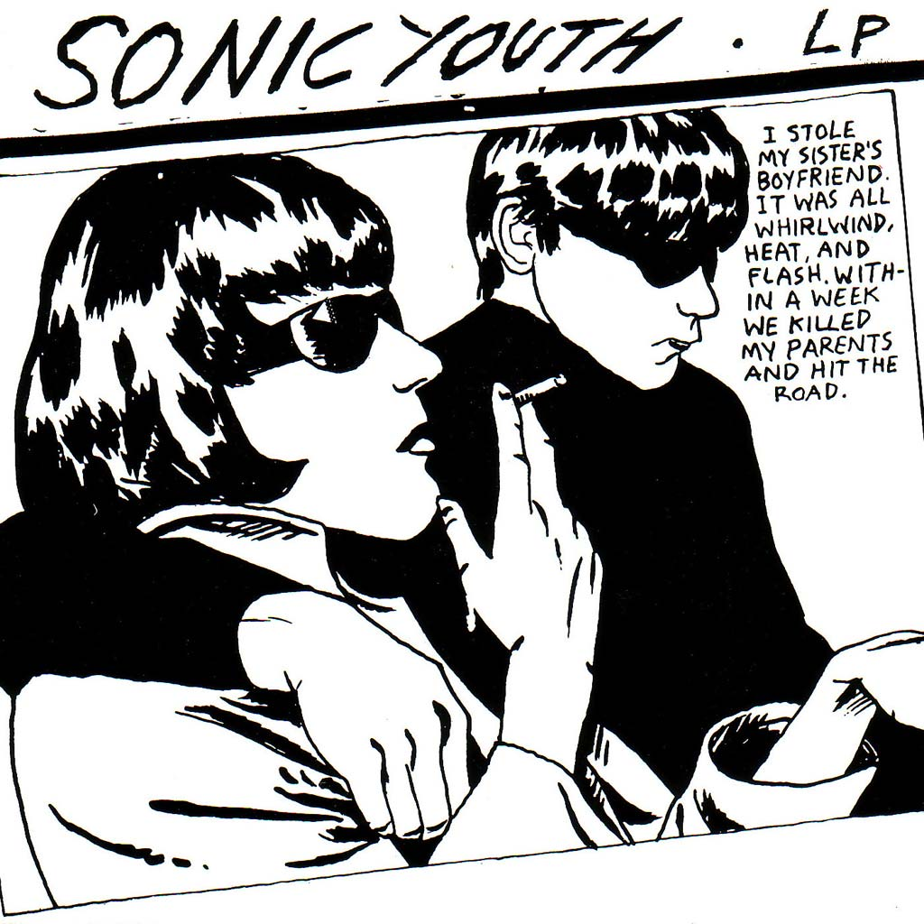 Sonic Youth Goo Cover