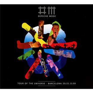 Depeche Mode - Tour Of The Univrse
