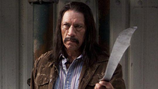 Machete - Danny Trejo als Machete Cortez