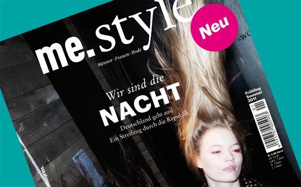 me.style - Wir sind die Nacht