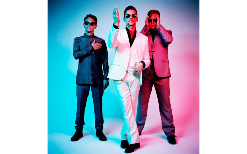 Depeche Mode 2012