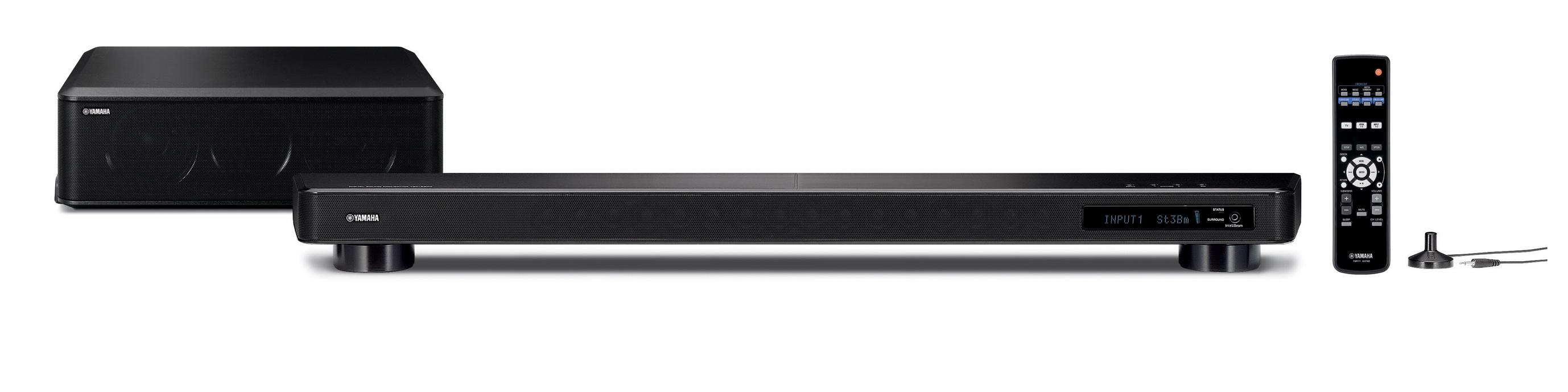 Review: Yamaha YSP-2200 - Musik aus dem Off