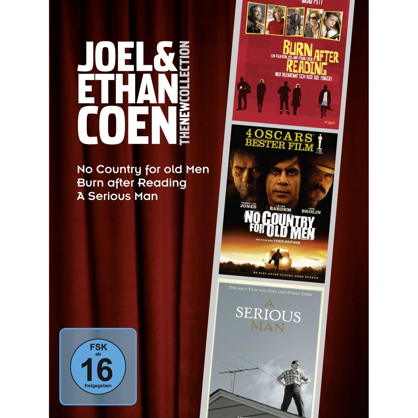 Joel & Ethan Coen The New Collection