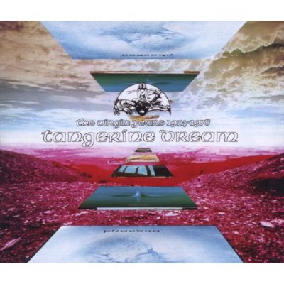 Tangerine Dream - The Virgin Years 1974-1978