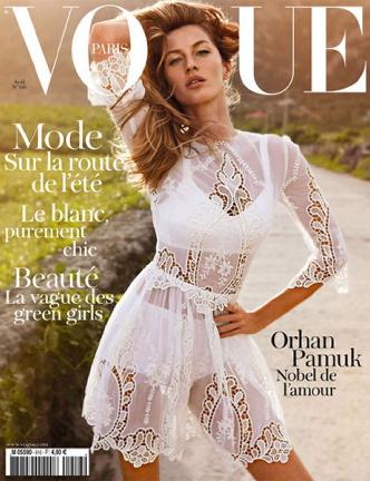 Cover Vogue April 2011