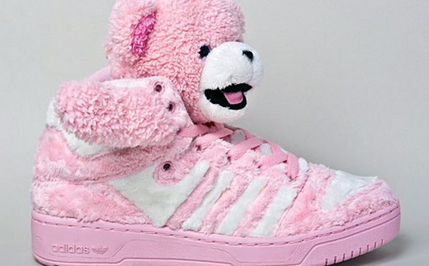 JS Teddy Bears Scott Adidas