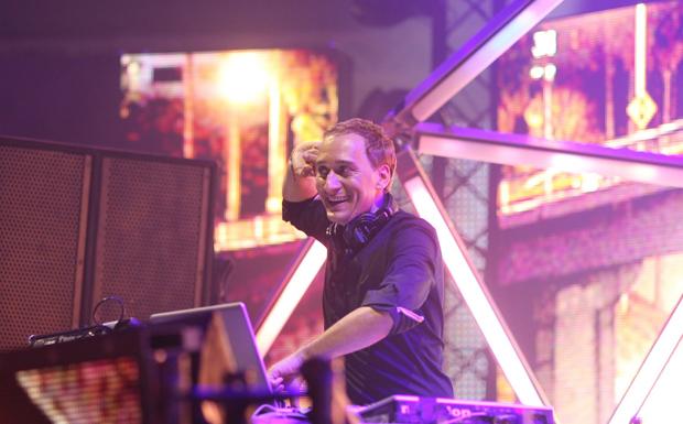 DJ Paul van Dyk gehört seit Jahren zu den Headlinern der Mayday.