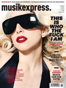 Musikexpress Juni 2011