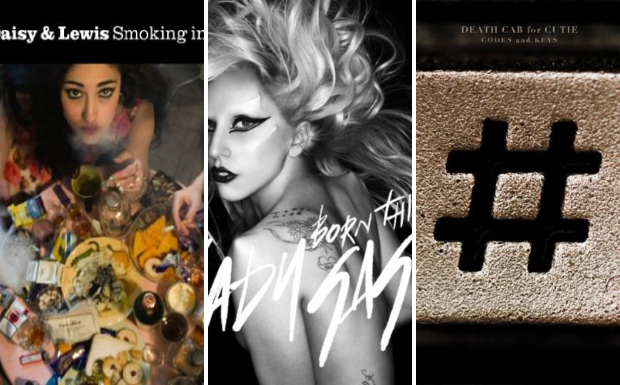 Death Cab For Cutie, Lady Gaga, Young Rebel Set