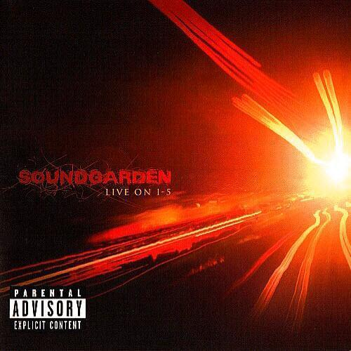 Soundgarden Live Cover