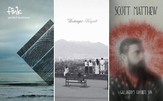 Fink, Destroyer, Scott Matthew
