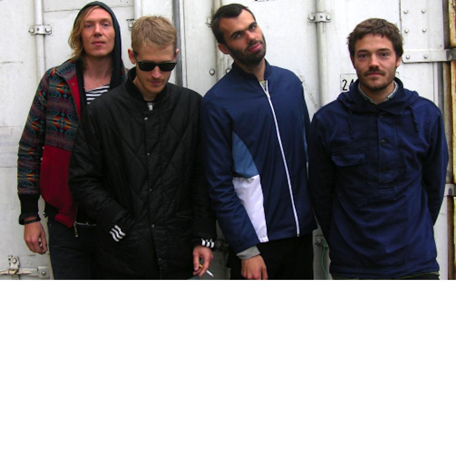 Benennen ihren eigenen Sound als 'Pop mit Elektronik': When Saints Go Machine aus Kopenhagen.