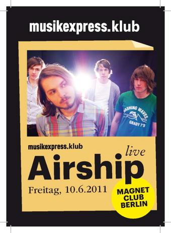 ME Klub - Airship