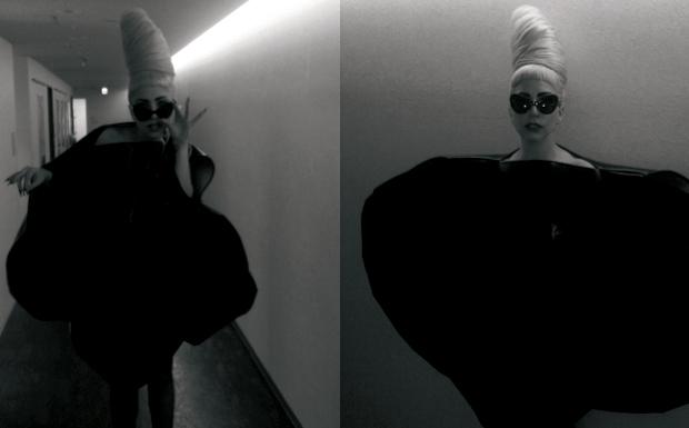 Lady Gaga bloggt