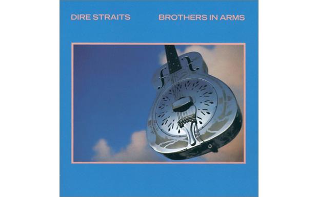 Die Dire Straits wurden mehrfach genannt. Stellvertretend für alle sei hier der Bestseller 'Brothers In Arms' genannt.