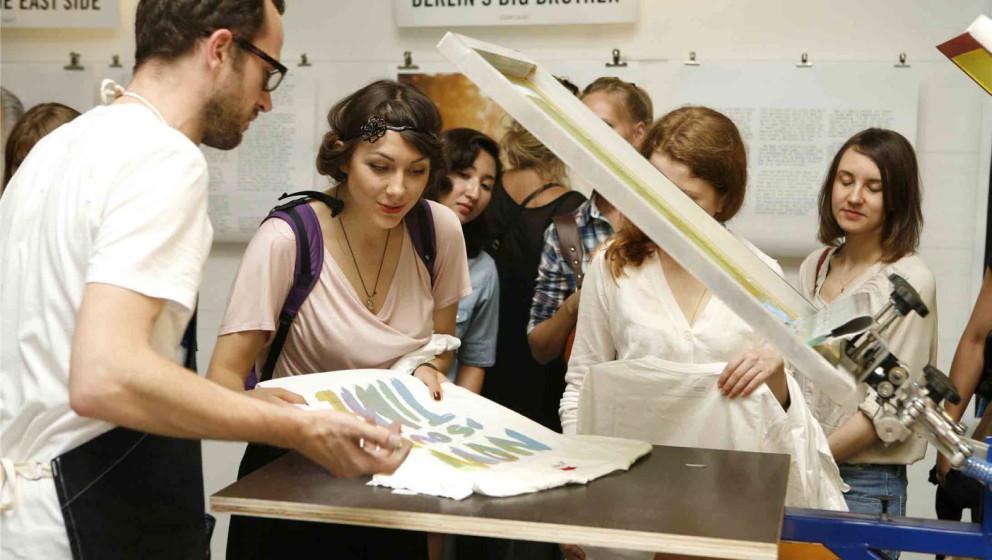Levi's Print Workshop