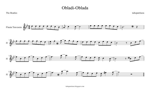 1. Ob-La-Di, Ob-La-Da