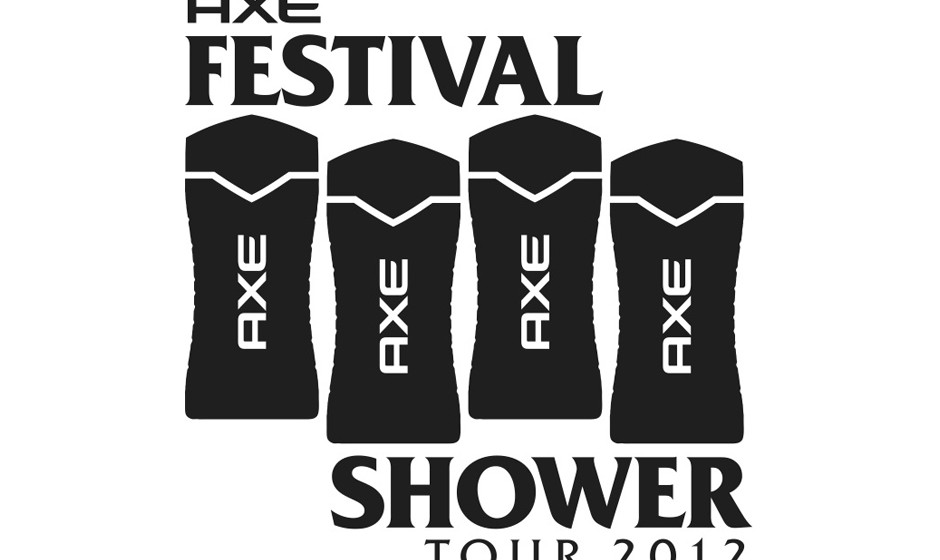 AXE – Festival Shower