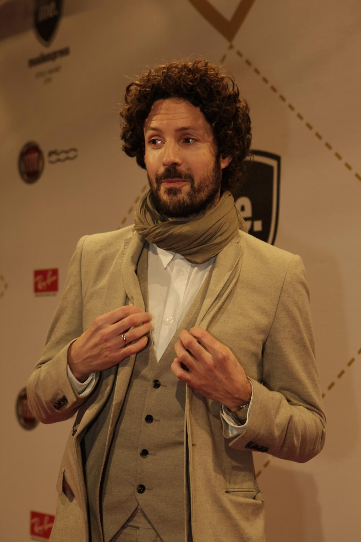 Unser 'Gentleman Of The Year': Max Herre
