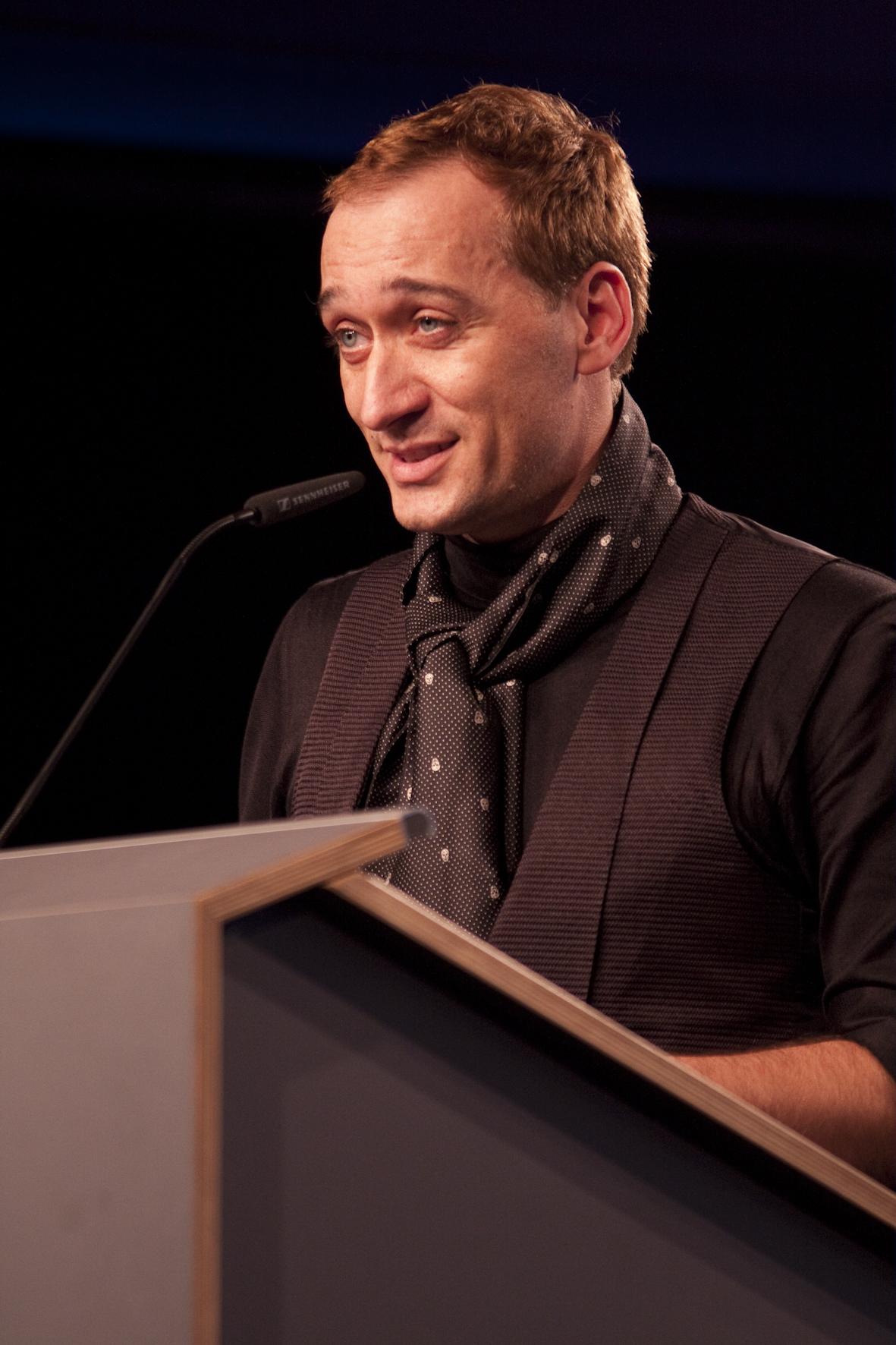 Paul van Dyk kündigte Mando Diao an.
