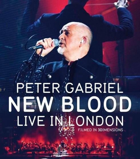 Peter Gabriel, Live In London