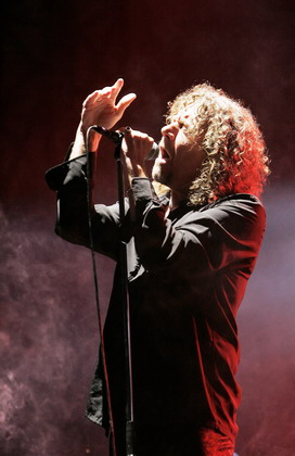 Robert Plant (Led Zeppelin) live