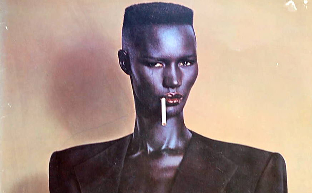 Grace Jones Night Clubbing Artwork