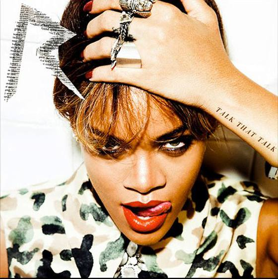 Rihanna - Talk That Talk Album