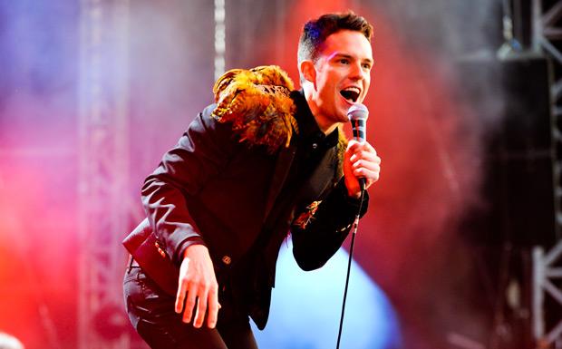 Brandon Flowers von The Killers