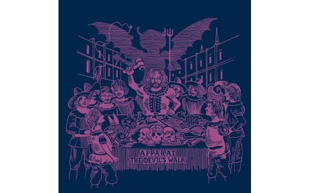 Apparat - The Devil's Walk
