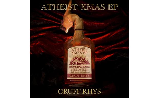 Gruff Rhys - Atheist Xmas EP